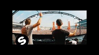 Lucas & Steve - Up Till Dawn (On The Move) (Club Mix) [Official Music Video]