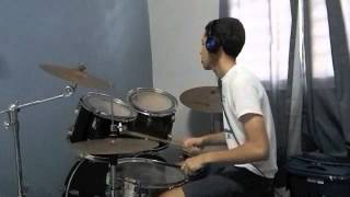 Big Girls Don't Cry- Drum cover