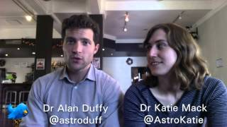 New Astro Video Series: Pint in the Sky