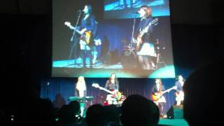 Otakon 2011 K-On Live Concert - Fuwa Fuwa Time