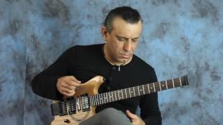 Dorian Avila - Change of Heart by Pat Metheny