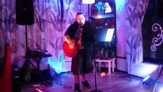 Herra Virtanen - I Wanna Be Somebody (W.A.S.P. acoustic cover) LIVE