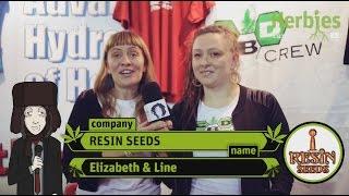 Resin Seeds @ Cannafest Prague 2014