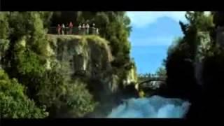 Ben Brown - Crowd Goes Wild Huka Falls feature