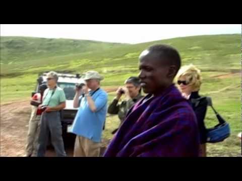 Tanzania Yoga Safari