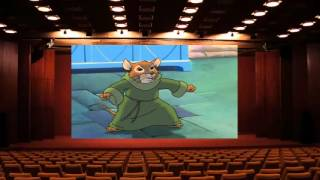 Redwall Ep 1 Cluny The Scourge Part One Part 3www savevid com