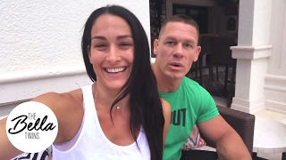 John Cena and Nikki Bella's 500K subscribers celebration idea will SHOCK you! What's your idea?