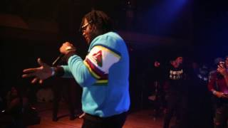 Tee Grizzley - First Day Out Performance Footage
