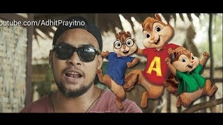 Jahboy - Love Yourself (Alvin & the Chipmunk Cover) Goood