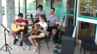 João Baptista E Joana Baptista Guitarra Prof Miguel Duarte Quinta do Ti Manel JUN 2017