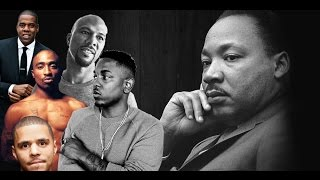 Top 5 Rap songs that mention Martin Luther King ft Tupac, Kendrick Lamar, J. Cole, Common