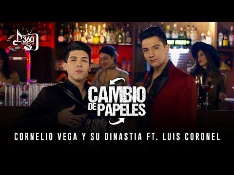 Cambio De Papeles Feat Luis Coronel de Cornelio Vega Y Su Dinastia Letra y Video
