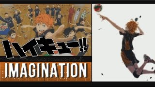 Haikyuu!! OP - Imagination Music Box Cover (ハイキュー!!)