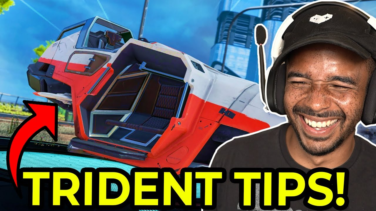 Raynday - These 5 Pro Vehicle/Trident Tips will make you a Better Player! (Apex Legends Season 7)