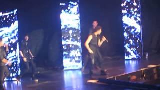 CNCO- Hey Dj Live Atlanta 6/25/2017