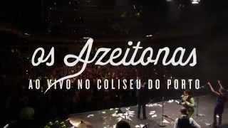 Os Azeitonas | Teaser Serviço Ocasional | Coliseu do Porto