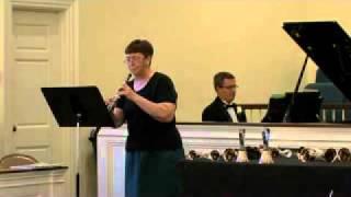 Handel Bourree, oboe