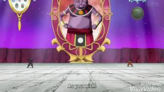 Goku vs hit [amv]-painkiller