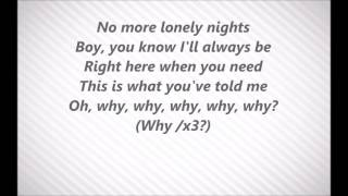 Faydee   Nobody ft Kat Deluna & Leftside lyrics NEW
