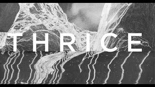 Blood On The Sand by Thrice [LYRICS]