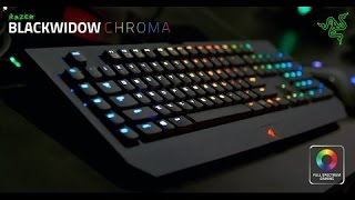 #4STRO TV -- Unboxing/Review Razer Blackwidow Chroma