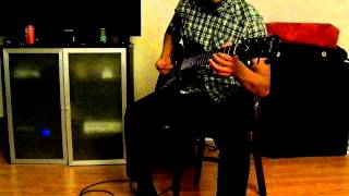 Under Saturn's Shadow By Tiger Army (Cover)