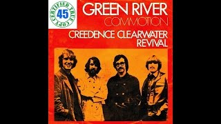 CREEDENCE CLEARWATER REVIVAL - GREEN RIVER - Green River (1969) HiDef :: SOTW #116