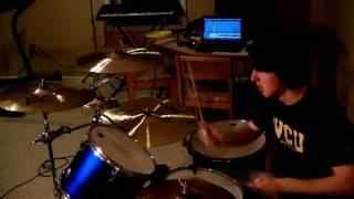 Higher Taio Cruz ft  Travie McCoy   Drum Cover