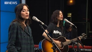 The Veronicas perform The Only High