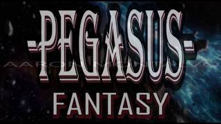 AARON MONTALVO -PEGASUS FANTASY- (COVER)