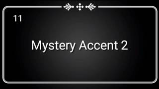 Mystery- Sound Effect