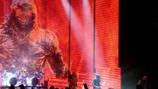 Disturbed -  Inside the Fire, live Helsinki 2010