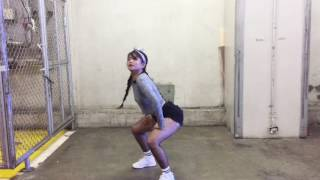 Black Pink Whistle Dance Cover - GirlTrend Krissha