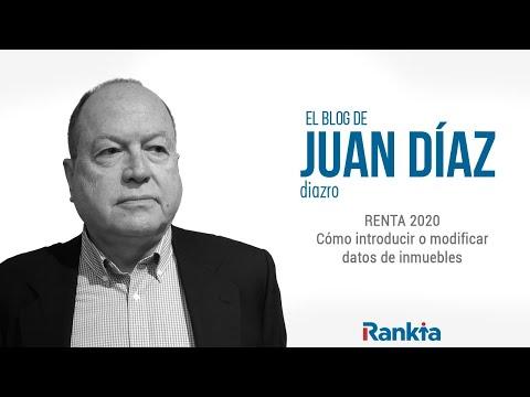 A raíz de los cambios que Hacienda ha realizado, hemos preparado este vídeo con Juan Díaz para intentar dar solución a la hora de añadir los datos de inmuebles en la declaración de la renta del ejercicio de 2019.