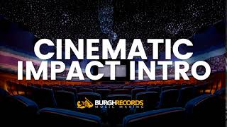 Cinematic Impact Sound Effect | Powerful Climax Intro SFX for YouTube