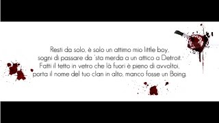 [TESTO HD] MEZZOSANGUE & DARI MC - HELL IS SO SWEET