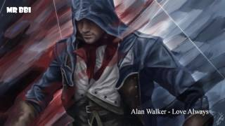 Alan Walker - Love always (New song 2017)