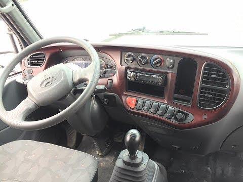 Nội Thất Xe Hyundai HD120S 8 Tấn Đô Thành