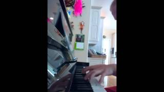 Kid Ink - Sunset: Piano Cover