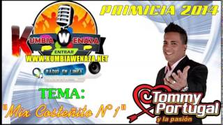 Tommy Portugal - Mix Costeñito N° 1 - wWw.KumbiaWenaza.Net (Primicia 2014)