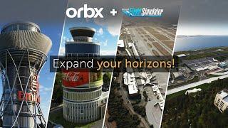 Microsoft Flight Simulator Add-On Dev Orbx Introduces New Studio & Simworks\' Maia-Vilar de Luz Airport