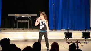 Meghan Trainor -  Better when i am dancing - cover Kat Begin
