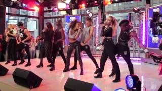 Little Mix Perform Move on GMA 2014