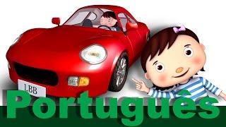 Viajando no meu carro | canções infantis | LittleBabyBum