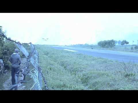 Lukla Landing