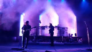 the xx - Angels (Live at Sunset Festival in Sigulda 15.08.2017)