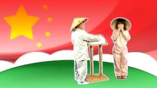 Crianças Volta ao Mundo - China - Patati Patatá (DVD Volta ao Mundo)