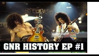 Guns N' Roses History Lesson EP 1:  GNR Performs Live With Brian May at Wembley