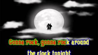 Bill Haley - Rock Aroud The Clock KARAOKE