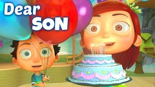 Happy Birthday Song to Son